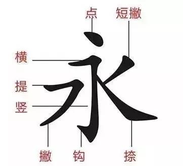 语文汉字笔顺总也写不对 最值得收藏的笔顺正确写法